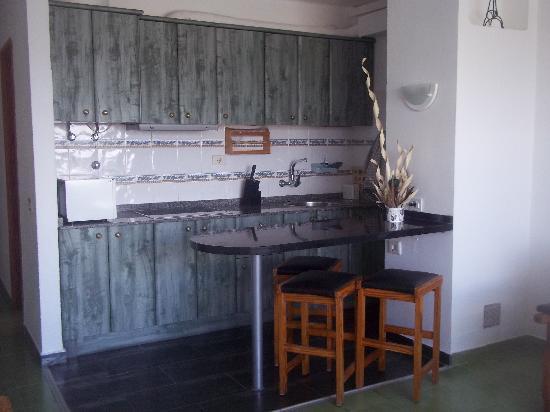 Apartamentos Aguycan Beach: Aguycan Beach cocina