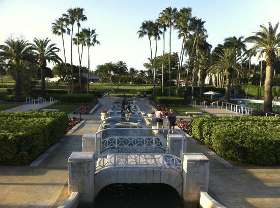 Doral Resort -  Great White Golf Course: Zweiter Poolbereich