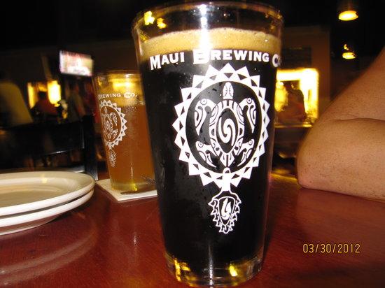 Maui Brewing Co. Brewpub : beer 2