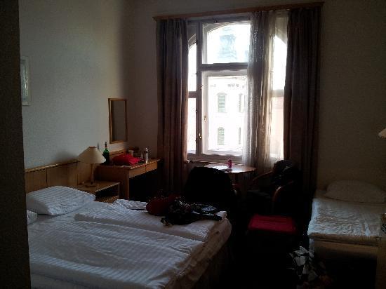 โรงแรมซิตี้ แมทยาส: Triple room