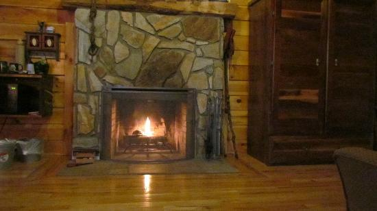 Cripple Creek Bed and Breakfast Cabins: Comfort!