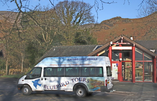 ‪Bluebird Tours of Coniston‬