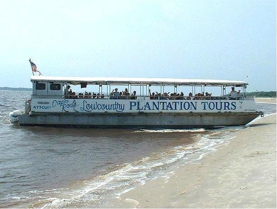 Cap'n Rod's Lowcountry Shell Island & Plantation Tours