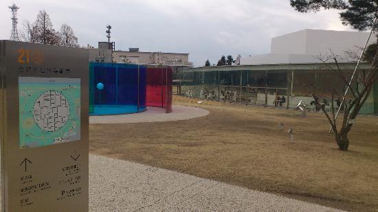 21st Century Museum of Contemporary Art: 金沢21世紀美術éÂ