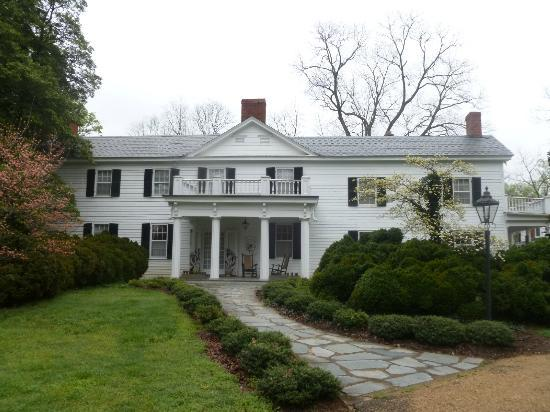 Chester Bed & Breakfast: Beautiful home built in 1847