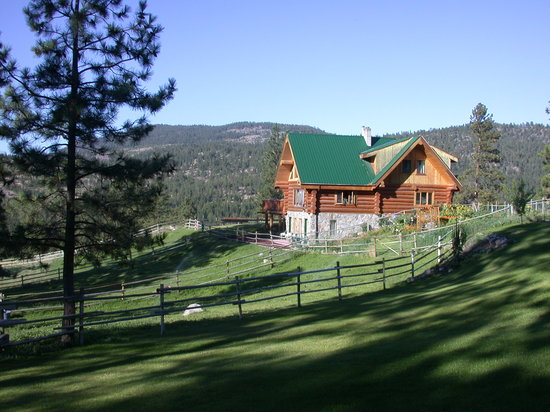 Wildhorse Mountain Guest Ranch