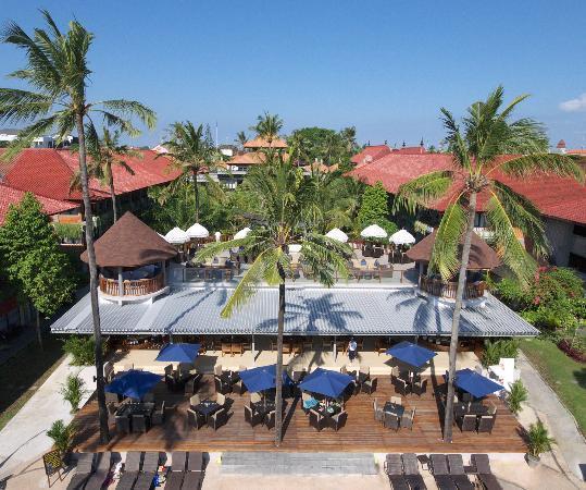 Bali Dynasty Resort : H2O Restaurant