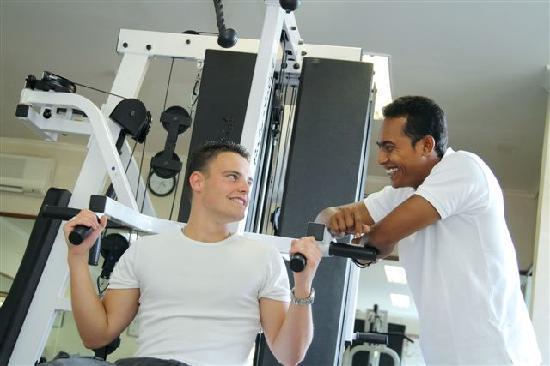 Bali Dynasty Resort : Exercise Room