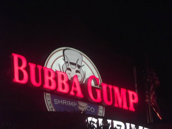 Bubba Gump Shrimp Co Destin Restaurant Reviews Phone Number Amp Photos Tripadvisor