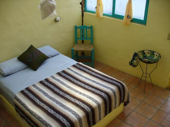 Paraiso Yoga: Interior de bungalow