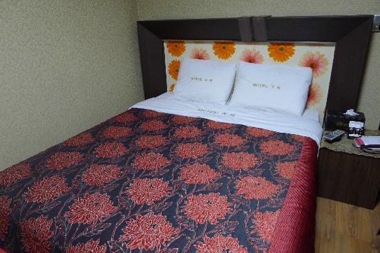 International Motel : The bed