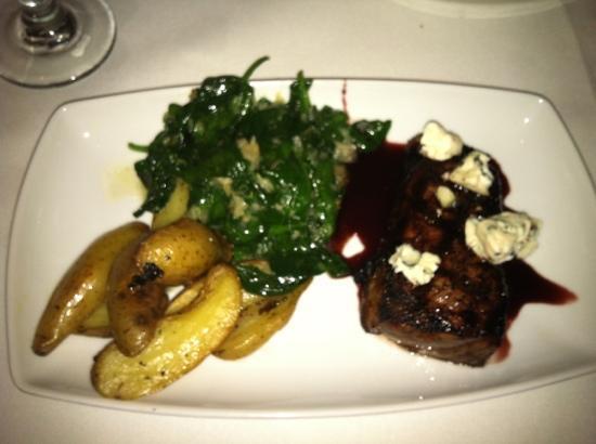 I Gatti : New York Steak