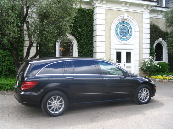 Napa Tours and Chauffeur : Wnie Country Luxury