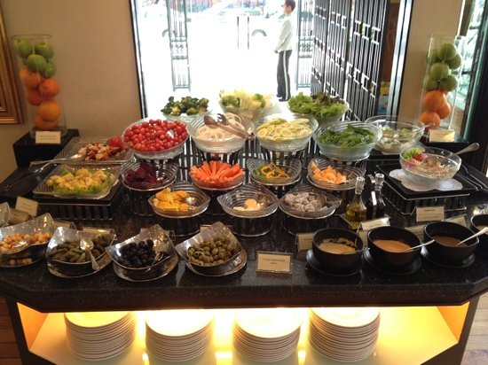 No. 43 Italian Bistro: Lunch Buffet