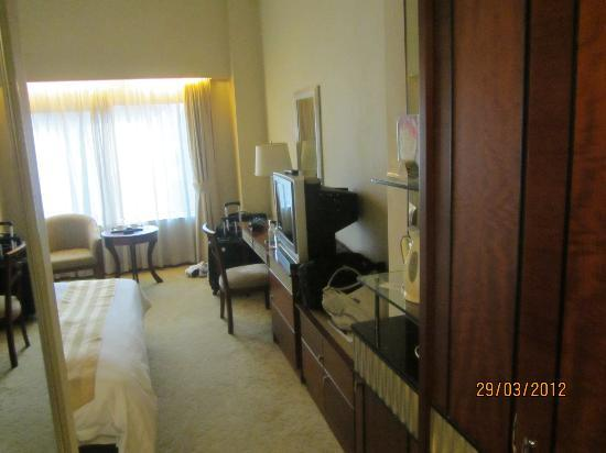Golden Dragon Hotel: Suite