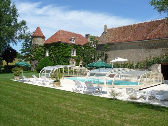 Chateau de Ribourdin