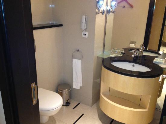 Novotel Al Anoud : Bathroom