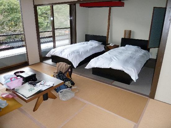 Utayu no Yado Atami Shiki Hotel : 和洋室