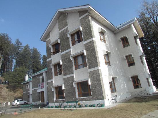 Hotel Hatu: Hotel View