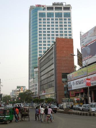 The Westin Dhaka: Hotel Building