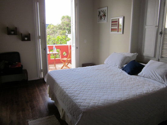 Bossa in Rio Hostel: Master-Suite