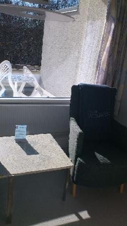 Sinatur Hotel Frederiksdal: Room with balcony