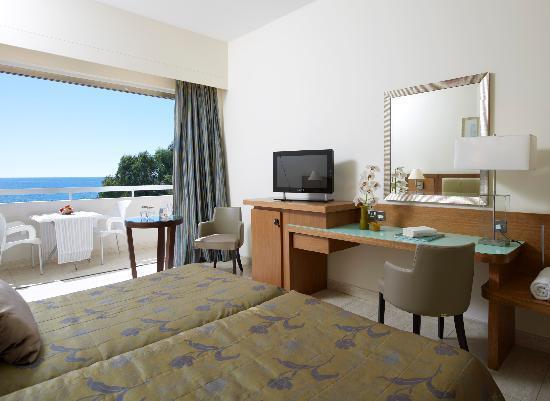 Atlantica Miramare Beach: STANDARD SEA VIEW ROOM