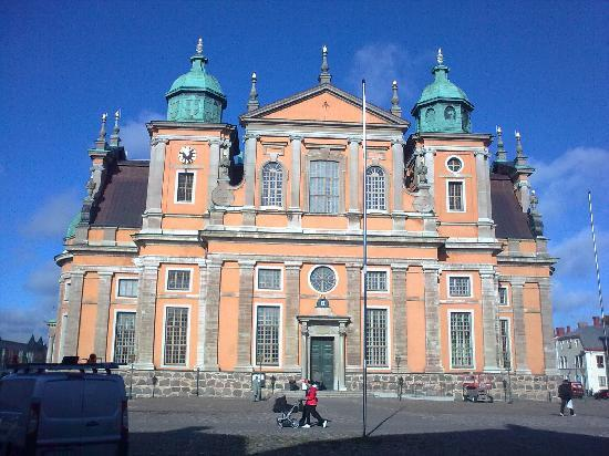 Kalmar Cathedral: Cathedral front
