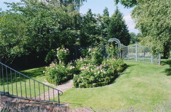 Rosecroft: Garden