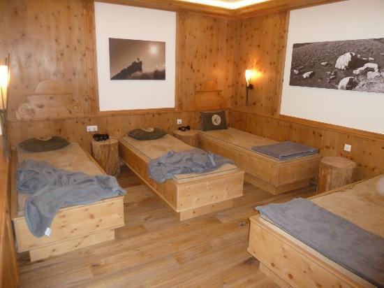 Hotel Alte Post: Ruheraum (Wasserbetten)