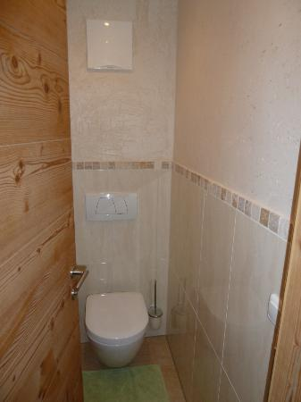 Alte Post : WC