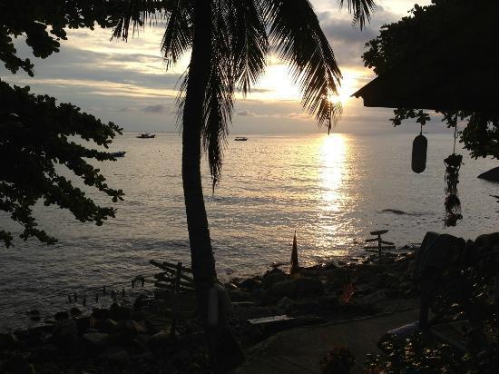 Salang Hut : Sunset !!!