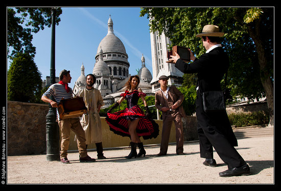 The Spirit of Montmartre Walking Tour