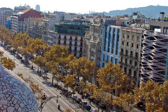 Passeig de Gràcia : Passeig de Gracia