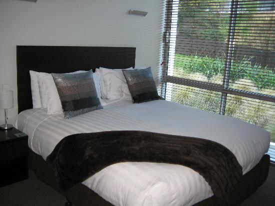 Pounamu Apartments: Zimmer