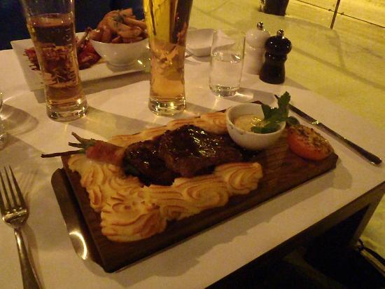 Grona Stugan : Spectacular presentation and it doesn't stop there! Yummmm