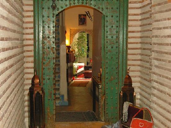 Riad Dollar Des Sables: Riad's Entrance