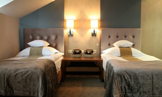 Hotel Unicus: Twin double room