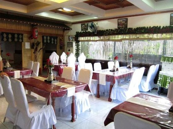 Makiling Onsen Hotel : Good Japanese food. Try the boiled goose too, a Laguna specialty.