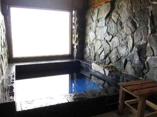 Makiling Onsen Hotel: One of the hot baths for couples.