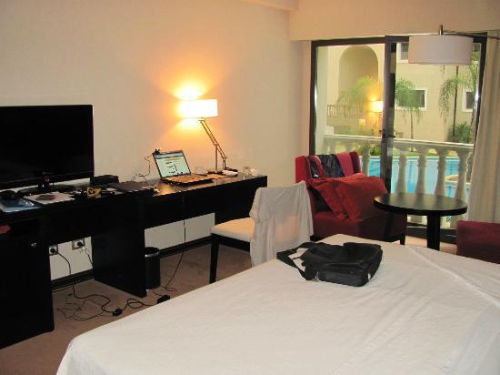 Howard Johnson Hotel Formosa: habitacion