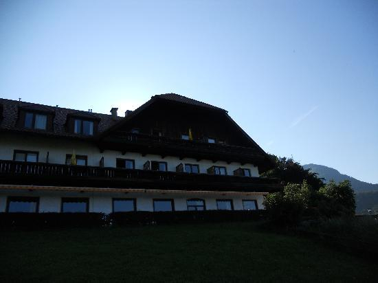 Hotel Front Picture Of Schone Aussicht Salzburg Tripadvisor