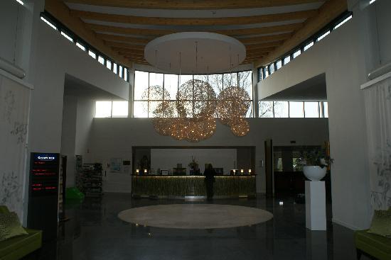 Fletcher Hotel-Restaurant Doorwerth-Arnhem : an impressive entrance
