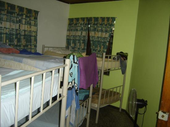 Pura Vida Hostel: One of the dorms