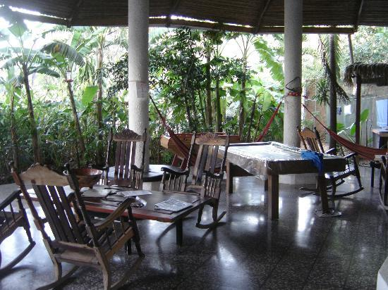 Pura Vida Hostel: Nice place to meet new friends