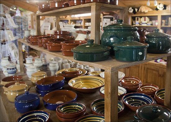 Town End Farm Shop & Tearoom: Gift Gallery