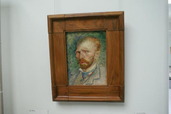 Kröller-Müller Museum: Yes, a real Van Gogh
