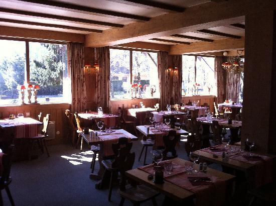 Homtel La Tourmaline: Restaurant