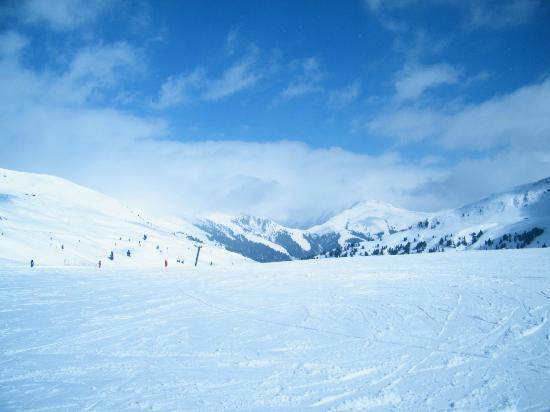 Grundlhof: Skiparadies auf dem Wildkogel