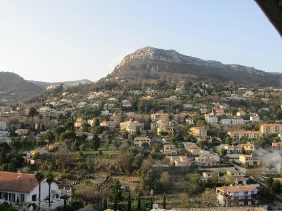 Auberge des Seigneurs et du Lion d'Or: View from hotel
